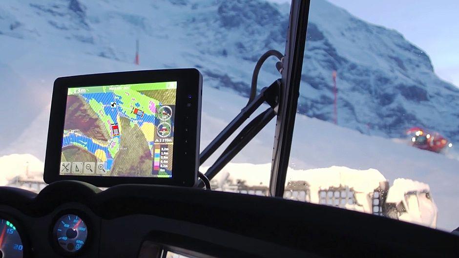 SNOWsat Flottenmanagement